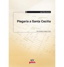 Plegaria a Santa Cecilia. Trompeta y Org