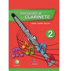 Iniciación al Clarinete 2   CD