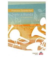 Suite a Banda/ Full Score A-3