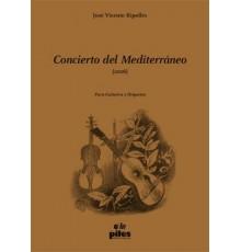 Concierto del Mediterráneo/ Full Score