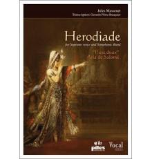Herodiade/ Score & Parts A-3