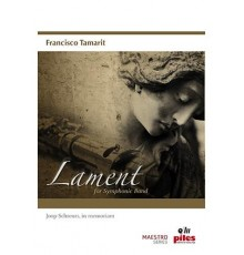 Lament/ Full Score A-3