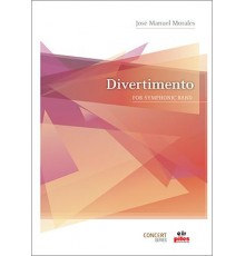 Divertimento for Symphony Band A-3/Full