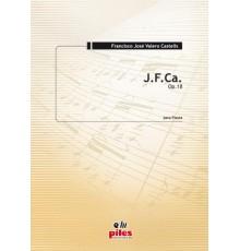 J.F. Ca. Op. 18