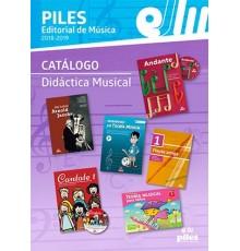 Catálogo Didáctica - Ediciones Piles