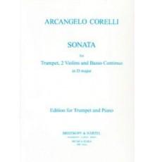 Sonata in D Major/ Red.Pno.