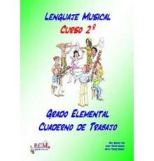 Lenguaje Musical Grado Elemental 2 Cuade
