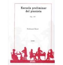 Escuela Preliminar del Pianista Op. 101