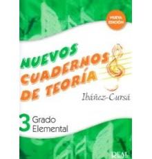 Nuevos Cuadernos de Teoría. Vol. 3º