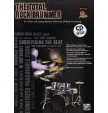 The Total Rock Drummer   CD
