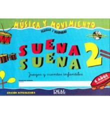 Suena, Suena. Alumno 2   CD (6 Años)