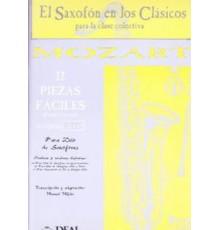 12 Piezas Fáciles Sax Alto. Grado Elemen
