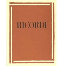 Suor Angelica/  Vocal Score