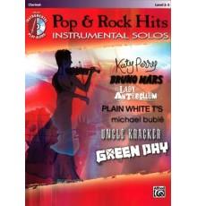 Pop & Rock Hits Instrumental Solos   CD/