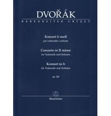 Konzert H moll Op.104/ Study Score