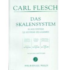 Das Skalensystem. Violoncello