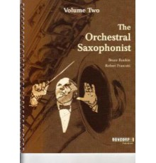 The Orchestral Saxophonist Vol. II