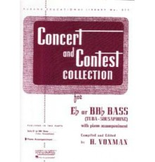 Concert and Contest Collection Tuba and