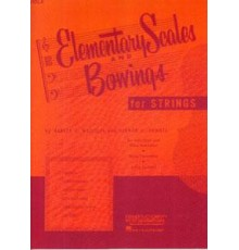Elementary Scales and Bowings Viola