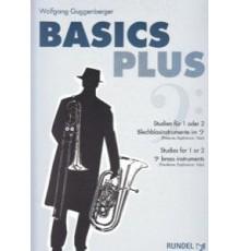 Basics Plus Studen 1 oder 2 Blechblasen