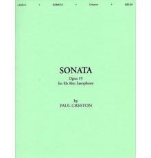 Sonata Op. 19
