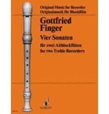 4 Sonaten Op. 2