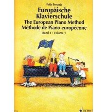Método Europeo de Piano Vol. 1