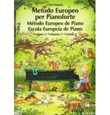 Método Europeo de Piano Vol. 2