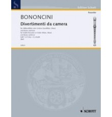 Divertimenti da Camera Vol. I (I-II)