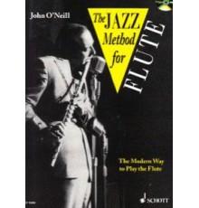 The Jazz Method for Flute   CD