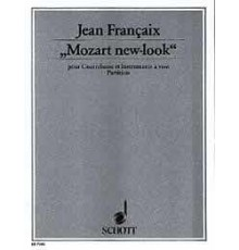 Mozart New Look/ Full Score