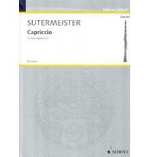 Capriccio for Solo Clarinet in A