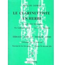 Le Clarinettiste en Herbe Vol. 1