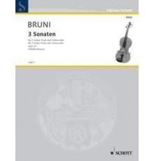 3 Sonaten Op. 27