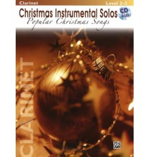 Popular Christmas Songs Clarinet Level 2