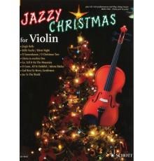 Jazzy Christmas for Violin   CD