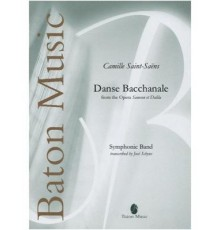 "Danse Bacchanale from the Opera ""Samsom"