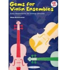 Gems for Violin Ensembles 1  CD