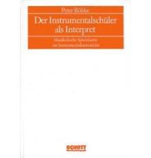 Der Instrumentalschüler als Interpret