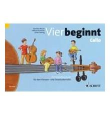 Vier Beginnt/ Cello