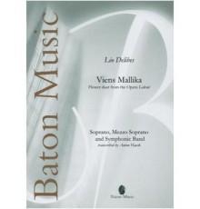 """Viens, Mallika. Flower Duet from the """"Op"""