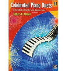 Celebrated Piano Duets Book 1