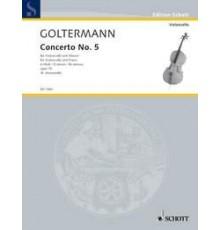 Concerto Nº 5 D minor Op. 76/ Red.Pno.