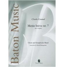 """Messe Breve Nº 7 C major """"Aux Chapelles"""""""