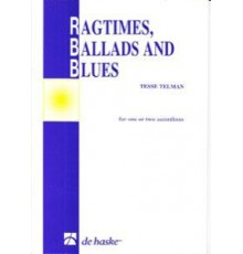 Ragtimes, Ballads and Blues