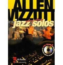 Allen Vizzutti Play Along Jazz Solos   C