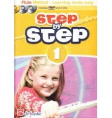 Step by Step 1   DVD   2CD. Flute