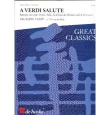 A Verdi Salute/ Score & Parts