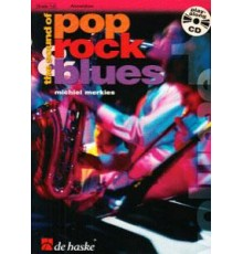 Pop Rock Blues Accordion Vol. 1   CD