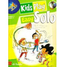 Kids Play Easy Solos for Trombone   CD